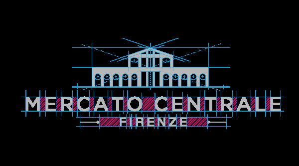 Costruzione logo Mercato Centrale proposta progettuale | grafica Tommaso Bovo