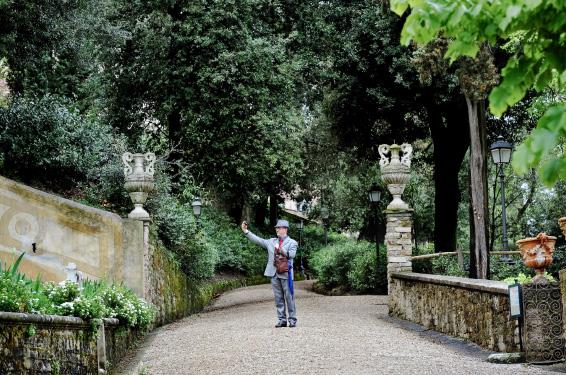 Foto di Villa Bardini a Firenze | www.tommasobovo.com