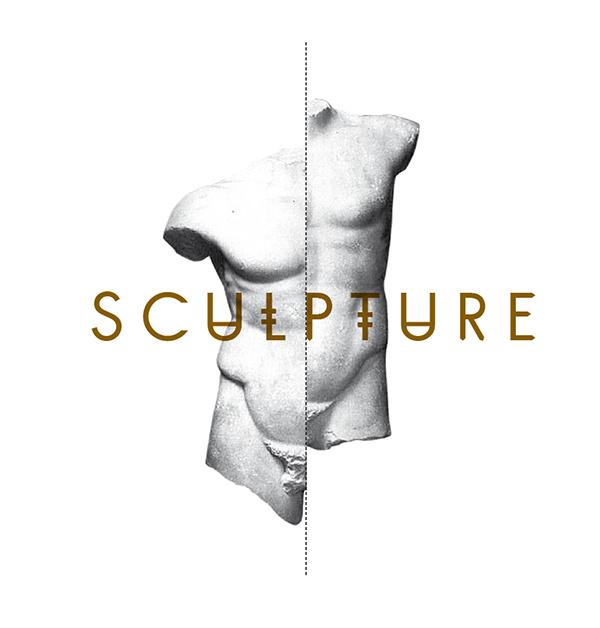 Santorini sans serif font greek sculpture | www.tommasobovo.com