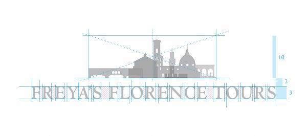 Logo geometric construction | graphic design Tommaso Bovo | www.tommasobovo.com